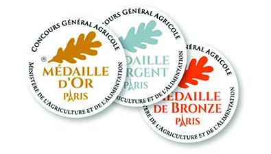 Concours général agricole de Paris | DOMAINE DU HAUT BOURG