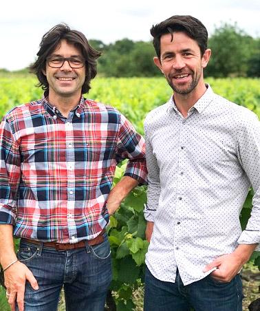 Hervé & Nicolas Choblet - Domaine du Haut Bourg | DOMAINE DU HAUT BOURG